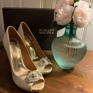 Badgley Mischka Heels